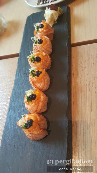 Foto review Oku Japanese Restaurant - Hotel Indonesia Kempinski oleh Marisa @marisa_stephanie 8