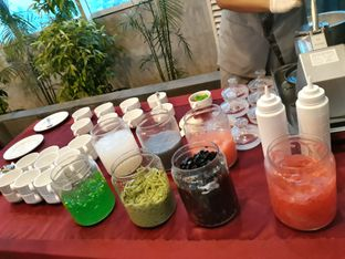 Foto review Asoka Rooftop Restaurant - Aston Kartika Grogol Hotel & Conference Center oleh Dani Allamsyah 6