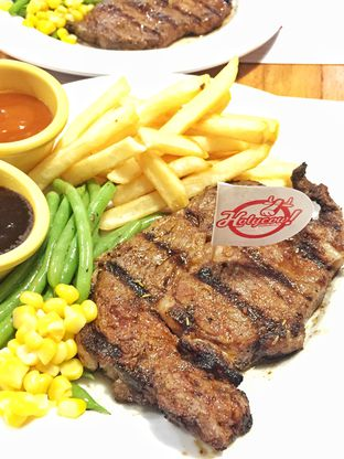 Foto review Holycow! STEAKHOUSE by Chef Afit oleh Marisa Aryani 1