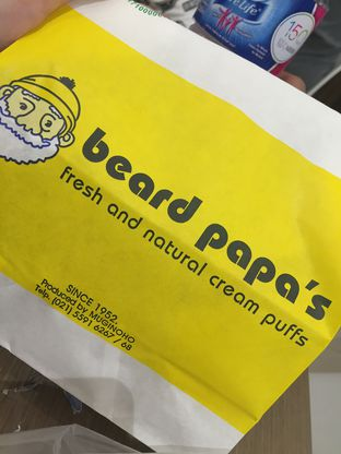 Foto 1 - Makanan di Beard Papa's oleh Demy Maryesna