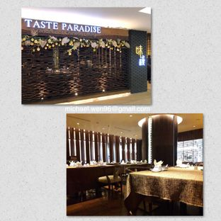 Foto 8 - Interior di Taste Paradise oleh MWenadiBase
