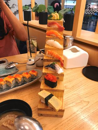 Foto 2 - Makanan(sanitize(image.caption)) di Sushi Hiro oleh @chelfooddiary