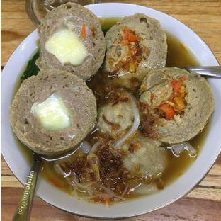 Foto 2 - Makanan di Bakso & Ayam Geprek Sewot oleh Lydia Adisuwignjo