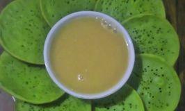 Serabi Banting Durian By Lian