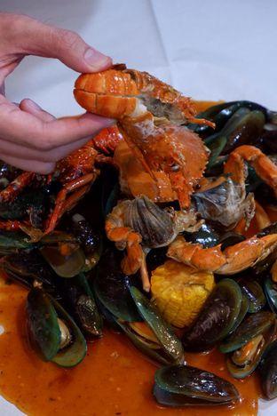 Foto 10 - Makanan di Perang Kerang - Barbarian Seafood House Restaurant oleh yudistira ishak abrar