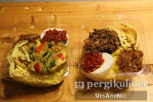 Foto 2 - Makanan di Nasi Kuning Cakalang Oma oleh UrsAndNic