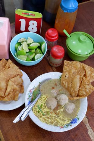 Foto 6 - Makanan di Bakso Solo Samrat oleh yudistira ishak abrar