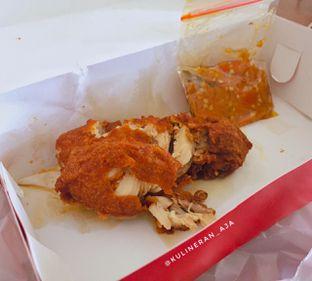 Foto 1 - Makanan(ayam geprek sambal taichan) di Ayam Bersih Berkah oleh @kulineran_aja
