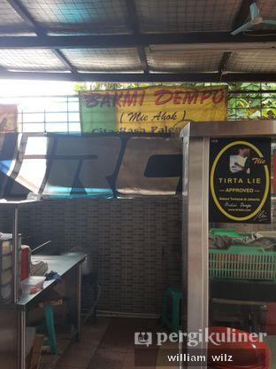 Foto 4 - Interior di Bakmi Ahok Dempo Palembang oleh William Wilz