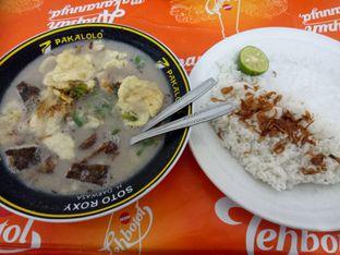 Foto 3 - Makanan di Soto Roxy H. Darwasa oleh Fuji Fufyu