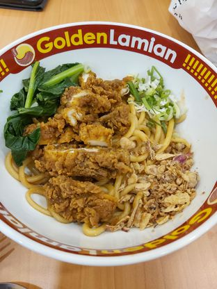 Foto review Golden Lamian oleh Agatha Maylie 1