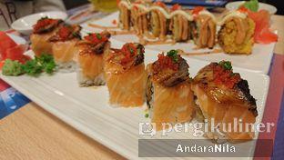 Foto 2 - Makanan di Hanei Sushi oleh AndaraNila