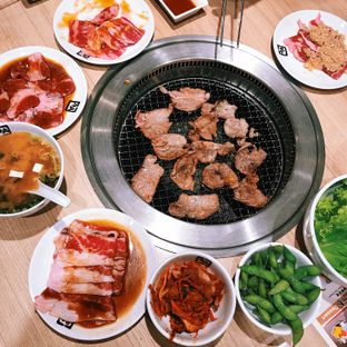 Foto 2 - Makanan di Gyu Kaku oleh Della Ayu