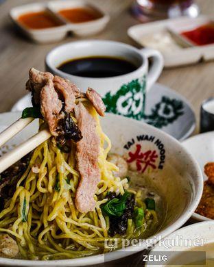 Foto 1 - Makanan(Mee Kia) di Tai Wah Noodle oleh @teddyzelig