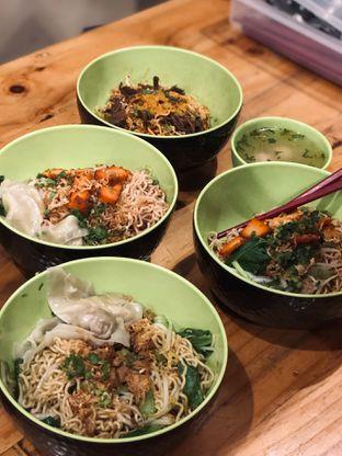 Foto 2 - Makanan di Vegetarian Bakmie Garing H-P (Hot Pedas) oleh Jeniffer Gracellia