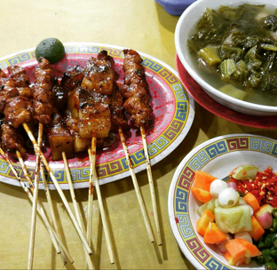 Foto - Makanan di Sate Babi Johan oleh Amanda Patricia