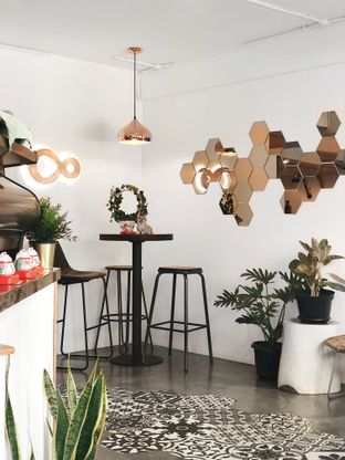 Foto 3 - Interior di Copper Club oleh Erika Karmelia