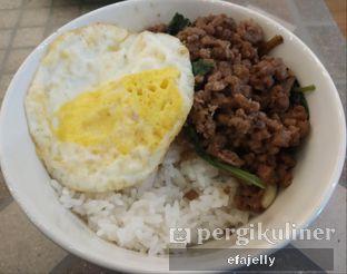Foto 1 - Makanan(Nasi Minced Beef Basil) di Visma Coffee oleh efa yuliwati
