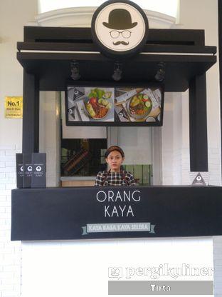 Foto review Nasi Goreng Orang Kaya oleh Tirta Lie 5