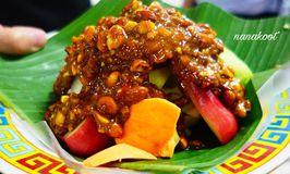 Rujak Kolam Medan