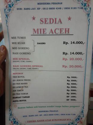 Foto 4 - Menu di Mie Aceh Spesial Bang Jay oleh Reza  Imam Pratama
