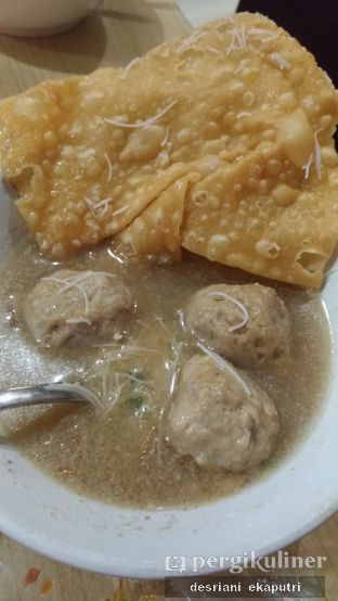 Foto 2 - Makanan di Bakso Solo Samrat oleh Desriani Ekaputri (@rian_ry)