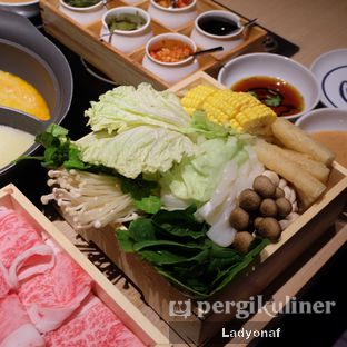 Foto 3 - Makanan di Bijin Nabe oleh Ladyonaf @placetogoandeat