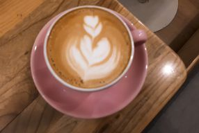 Foto Titik Koma Coffee