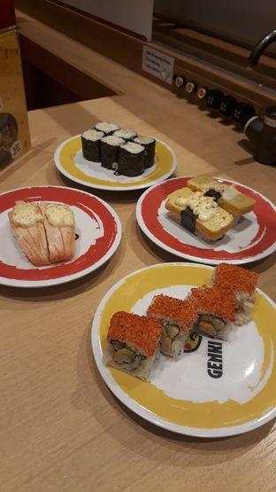Foto review Genki Sushi oleh Sandya Anggraswari 5