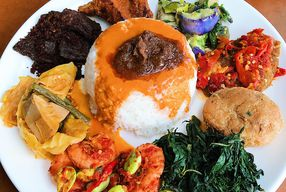 Foto Sepiring Padang