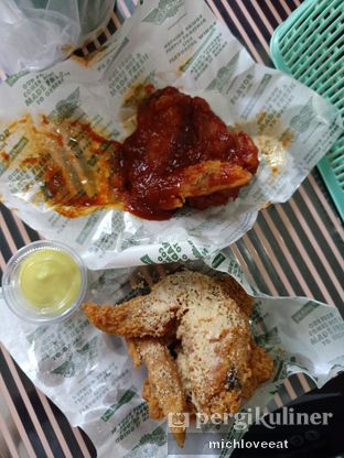Foto review Wingstop oleh Mich Love Eat 10