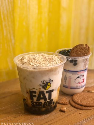 Foto 1 - Makanan di Fat Straw oleh vionna novani