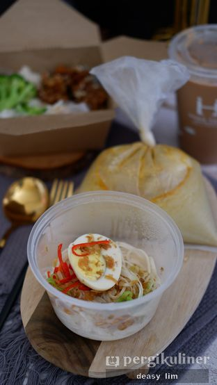 Foto 5 - Makanan di Hang Tuah Kopi & Toastery oleh Deasy Lim