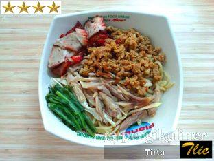 Foto 1 - Makanan(Bakmi KAret) di Bakmi Karet Planet oleh Tirta Lie
