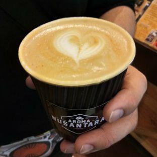 Foto - Makanan(Coffee Latte) di Toko Kopi Aroma Nusantara oleh Komentator Isenk