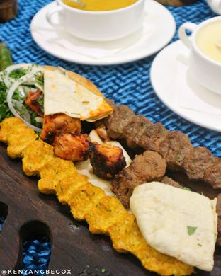 Foto 7 - Makanan di Awtar By Hadramawt Palace oleh @kenyangbegox (vionna)