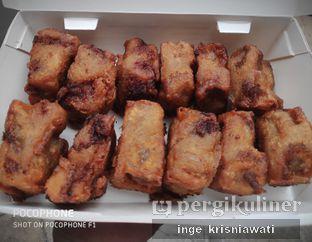 Foto 1 - Makanan di YOMS Pisang Madu & Gorengan oleh Inge Inge