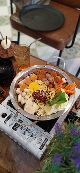 Foto 1 - Makanan di Kajja! Korean Steamboat oleh Christy Monica