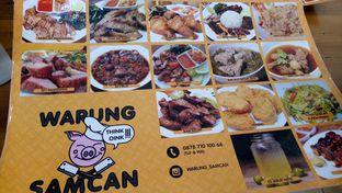 Foto review Warung Samcan oleh Sisil Kristian 3
