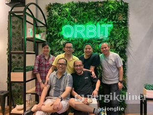 Foto review Orbit Gelato oleh Asiong Lie @makanajadah 4