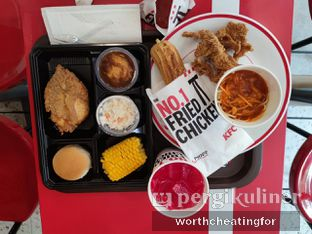 Foto review KFC oleh margaretha  1