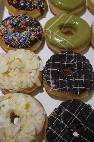 Foto 3 - Makanan di Krispy Kreme Cafe oleh yudistira ishak abrar