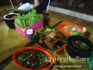 Foto 8 - Makanan di Warung Nasi Alam Sunda oleh eldayani pratiwi