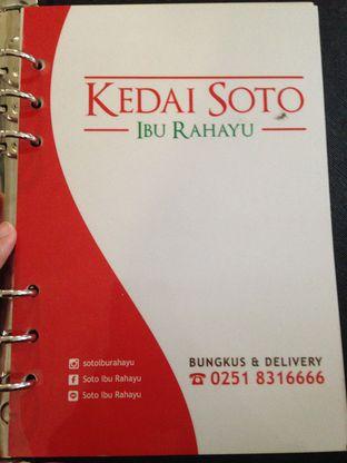 Foto review Kedai Soto Ibu Rahayu oleh Almira  Fatimah 1