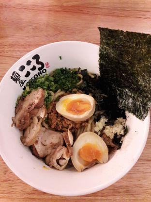 Foto review Kokoro Tokyo Mazesoba oleh Dwi Izaldi 1