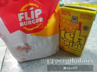 Foto 3 - Makanan di Flip Burger oleh Nana (IG: @foodlover_gallery)