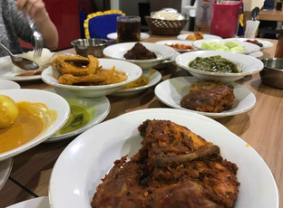 Foto 1 - Makanan di Restoran Sederhana SA oleh Mitha Komala