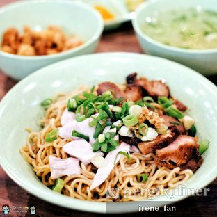 Foto 1 - Makanan di Bakmi Terang Bulan (Sin Chiaw Lok) oleh Irene Stefannie @_irenefanderland