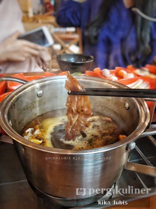 Foto 2 - Makanan di Nahm Thai Suki & Bbq oleh Kika Lubis