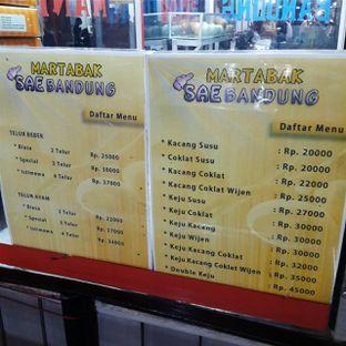 Foto 5 - Menu(Menu Martabak) di Spesial Martabak Sae Bandung 88 oleh Claudia @claudisfoodjournal